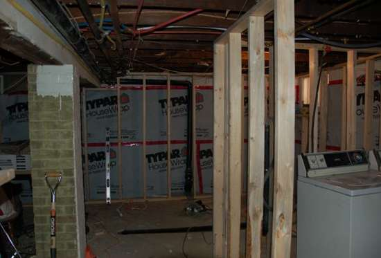 Framing Basement Walls | 550 x 373 · 25 kB · jpeg